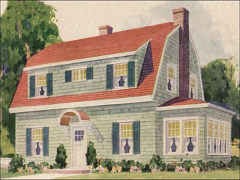 dutch colonial home plans montgomery ward homes 1949 montgomery ward kit house plans
