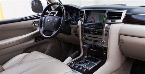 lexus lx interior 2015 2017 lexus lx 570 changes and redesign specs price
