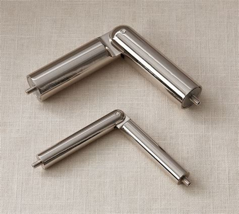 drape clips pb standard drape rod corner clips polished nickel