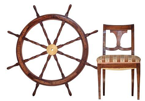 nave volante nave volante rueda barco de madera 125cm estillo antiguo