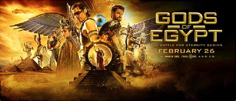the egypt game movie first look gods of egypt super game trailer three if