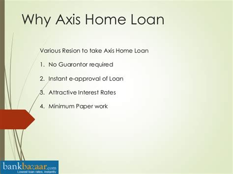 axis bank housing loan eligibility axis bank nri home loan rates home review