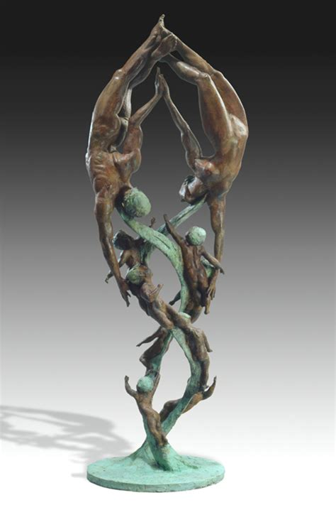 Home Interior Book welcome to the quot dna maypole ii quot sculpture