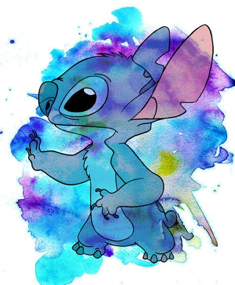 Lilo Stitch Poster Iphone Dan Semua Hp 1 stitch via image 1910421 by marky on favim