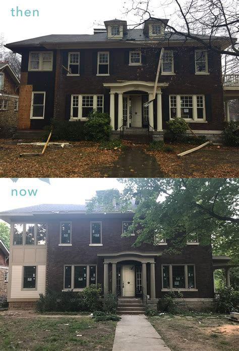 checking in on our historic nashville home renovation