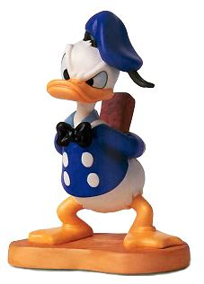 Exclusive Kaos Donal Limited Edition Orphan S Benefit Donald Duck 2002 Numbered Limited