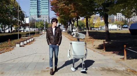 film robot samen zijn servo een toffe korte sci fi film over een falende robot