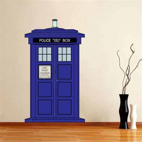 doctor who wall stickers doctor who wall decals for serious doctor who fans