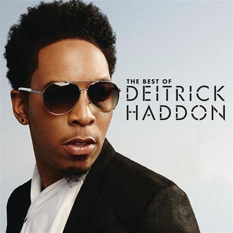 deitrick haddon testify gospel artist dietrick haddon celebrates a career of hits