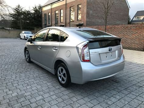 Toyota Prius Hybrid For Sale Used Silver Toyota Prius For Sale Essex