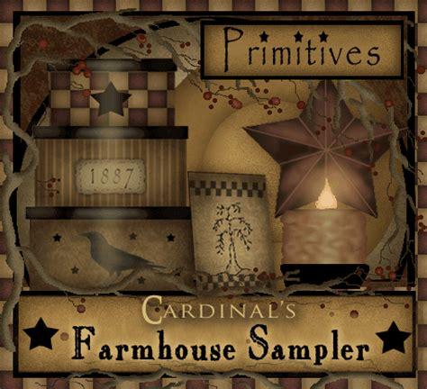 Primitive Kitchen Canisters by Primitive Wallpaper Google Search
