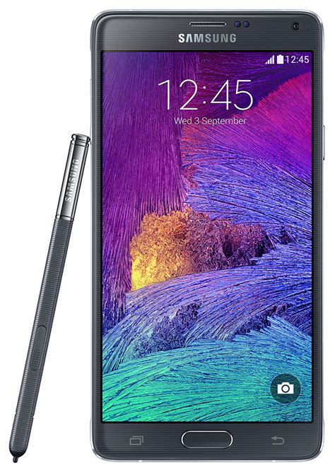samsung galaxy note 4 phone specifications comparison
