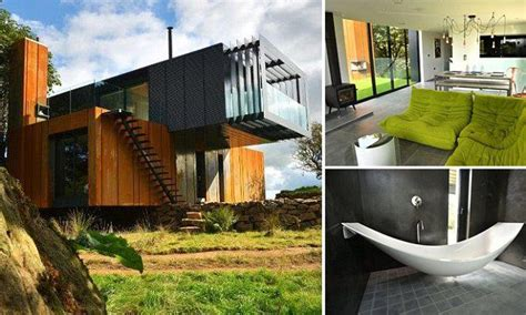 patrick bradleys mother hopes  house  built  find   wife architects container