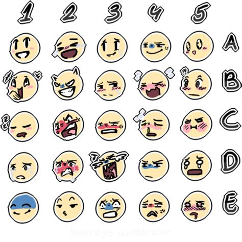 Facial Expression Memes - how about another heart to heart darling art ref