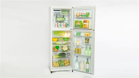mitsubishi fridge review mitsubishi mr 260 c w a fridge reviews choice