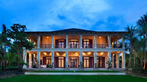 modern plantation homes the st regis bahia grande