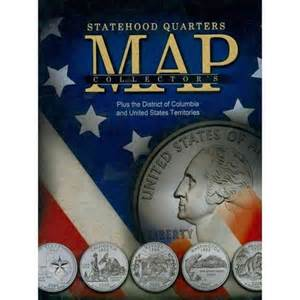 us quarter map books statehood quarters map walmart