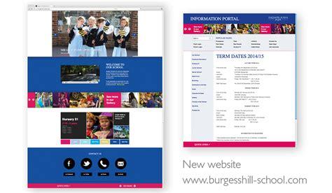 web design burgess hill burgess hill school for girls brave thinking