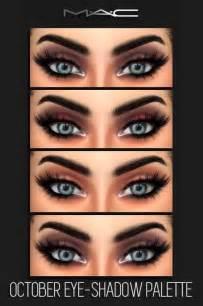 sims 4 mac wann mac cosimetics october eye shadow palette sims 4