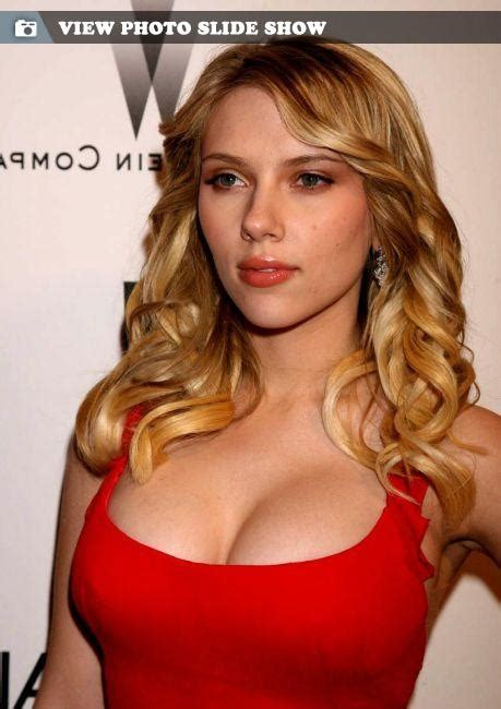 Johansson Has Looked Better by Keen To Find Out What Are Johansson Measurements
