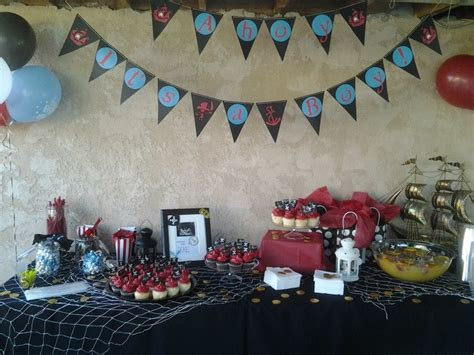 Baby Shower Pirate Theme by Pirate Themed Baby Shower Diana S Baby Shower
