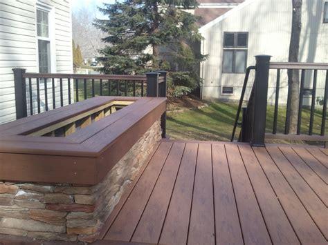 composite deck construction composite deck roseland construction