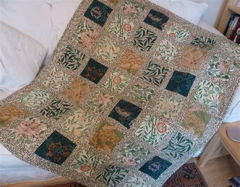 William Morris Quilt by William Morris Quilts Etc On William Morris