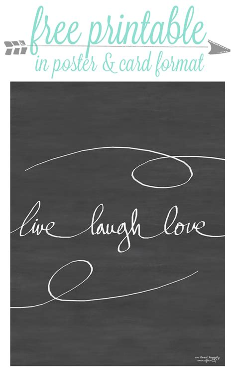 free love printables we lived happily ever afterwe lived free love printables we lived happily ever after