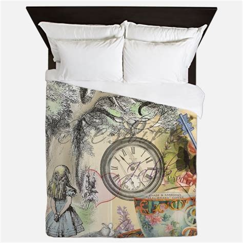 alice in wonderland comforter set alice in wonderland duvet covers king queen twin