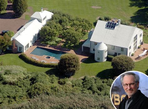steven spielberg house most expensive celebrity homes in the hamptons neighborhood