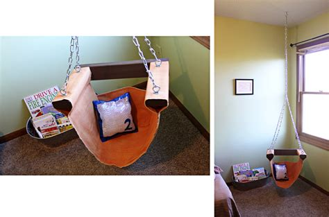 Hanging Reading Chair by Hanging Reading Nook Chair Andrea S Notebook