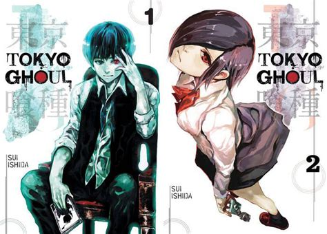 Tokyo Ghoul Vol 1 by Tokyo Ghoul Volume 1 2 Review Bentobyte