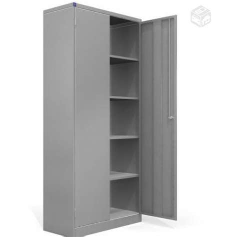 armario de metal  portas cm largura chapa  qg moveis
