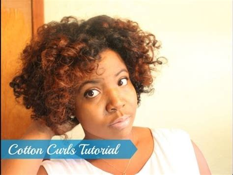 natural hair tutorial making your roller set youtube cotton curls natural hair roller set tutorial youtube