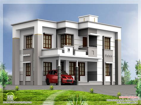 flat roof house flat roof small houses square houses flat roof design