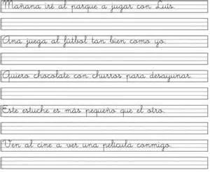 cuaderno caligrafia primer grado cuba generador de actividades de caligraf 237 a lecto grups