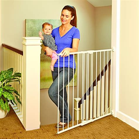 supergate easy swing and lock gate north states supergate easy swing and lock gate linen tall
