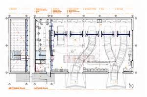 auto shop floor plans interstice architects 187 pat s garage