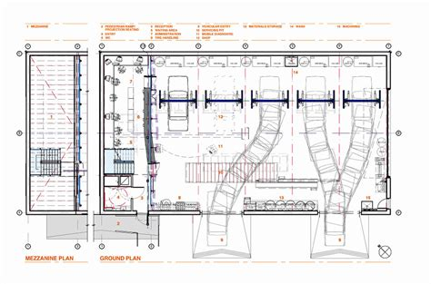 automotive floor plans car repair garage design