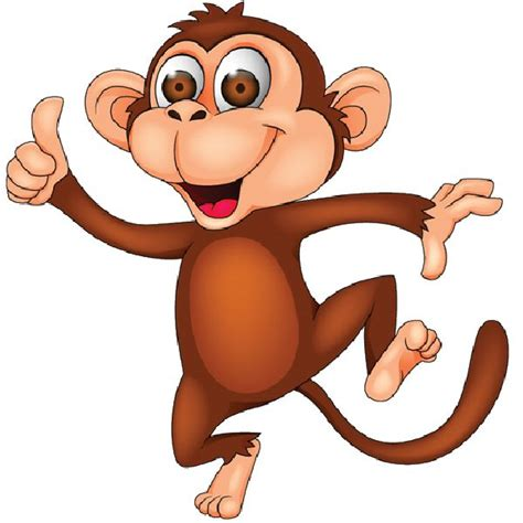 clipart monkey animal clipart monkey pencil and in color animal clipart