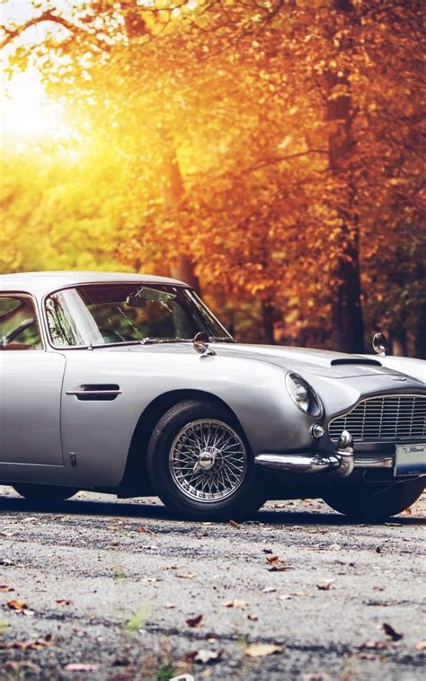 vintage aston martin db5 800x1280 vintage aston martin db5 desktop pc and mac wallpaper