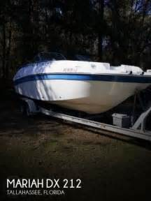 pontoon boat for sale tallahassee fl canceled mariah dx 212 boat in tallahassee fl 103227