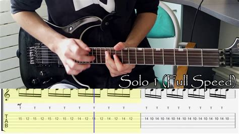 guitar tutorial video hd download gojira silvera guitar lesson w tabs hd youtube