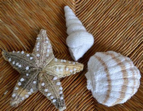 knitted starfish pattern starfish knitting pattern
