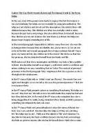 Sylvia Plath Tulips Essay by Sylvia Plath A Level Marked By Teachers