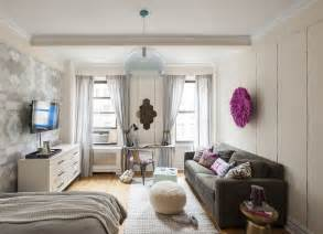 studio apartment decorating ideas energizing and feminine small studio apartment in