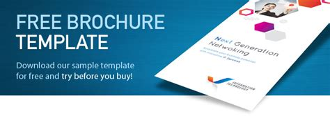 free brochure template downloads free tri fold brochure template