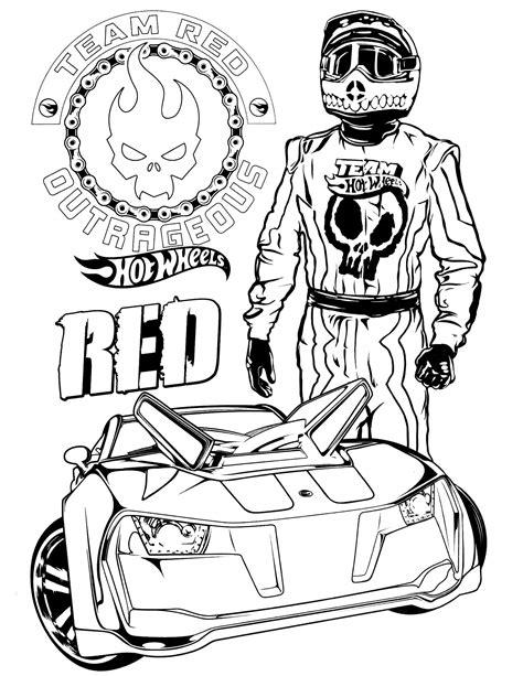 Hot Wheels 22 Coloringcolor Com Wheels Coloring Page