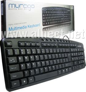 jual keyboard usb murago mk800 keyboard usb ps2 alnect
