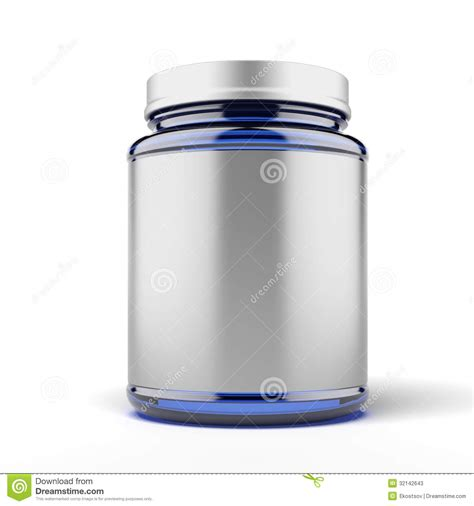 supplement jars small jar for sport supplements stock photos image 32142643